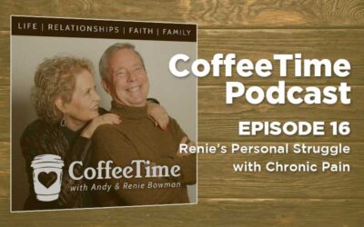 Podcast Ep16   Renie's Personal Struggle with Chronic Pain